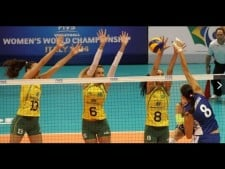 Brazil - Russia (full match)