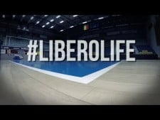Life of libero in 54 seconds