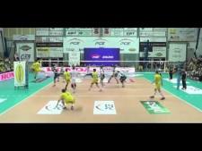 Facundo Conte 3rd meter spike (Bełchatów - Olsztyn)