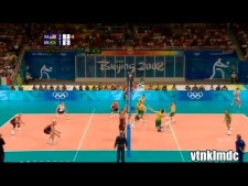 TOP25 Best Volleyball Actions