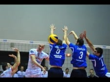 Universitatea Craiova - Trentino Volley (Highlights)