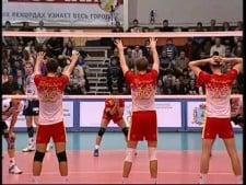 Nizhny Novgorod - Kuzbass Kemerovo (full match)