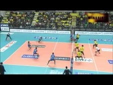 Robertlandy Simon Aties in Korean V-League