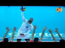 Earvin N'Gapeth in World Championships 2014