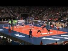 Berlin Volleys -  Budvanska Budva (Highlights)