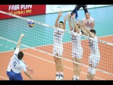 Trentino Volley - Universitatea Craiova (Highlights)