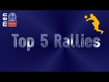 Long rally actions (Champions League 2014/15, 5th week)