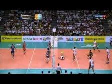Brasil Kirin/Campinas - Funvic/Taubate (Highlights)