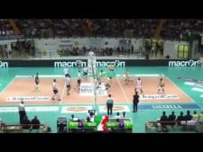 Vero Volley Monza - Modena Volley (Highlights)