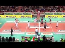 Tonazzo Padova - Lube Banca Macerata (Highlights)