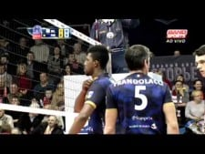 Belogorie Belgorod - Paris Volley (full match)
