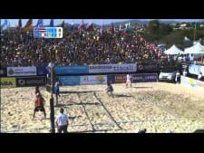Samoilovs/Smedins - Nicolai/Lupo (Highlights)
