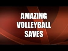 Volleyball Digs (2nd movie)