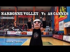 Narbonne Volley - AS Cannes (Highlights)