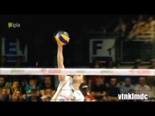 TOP10 Best Volleyball Aces over 120 km/h