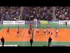 VfB Friedrichshafen - Resovia Rzeszów (Highlights)