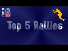 Long rally actions (Champions League, 1/12 - 1st match)