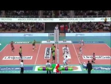 Trentino Volley - Top Volley Latina (Highlights)