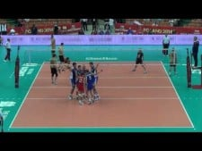 Russia - Germany (Highlights)