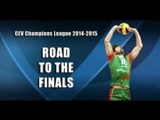 Champions League 2014/15 - Road To The Finals
