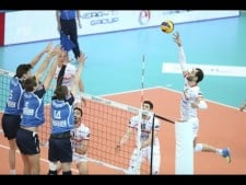 Trentino Volley - Knack Roeselare (Highlights)