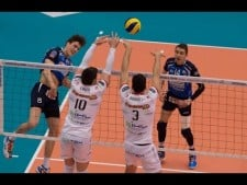 Knack Roeselare - Trentino Volley (Highlights)
