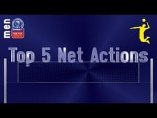 TOP5 actions of Champions League 2014/15 (1/6 - 2nd match)