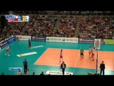 Resovia Rzeszów - Lokomotiv Novosibirsk (full match)