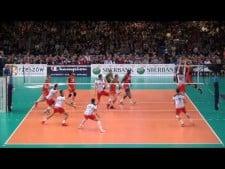 Resovia Rzeszów - Lokomotiv Novosibirsk  (Highlights)