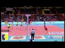 CMC Ravenna - Calzedonia Verona (Highlights)
