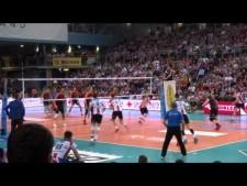 Resovia Rzeszów - Jastrzębski Węgiel (Highlights)