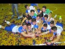 Junior final in the region of Salonica (Greece)