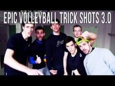 Volleyball trick shots: Knack Roeselare (3rd movie)