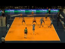 Berlin Volley - Zenit Kazan (Highlights)