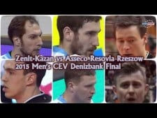 Zenit Kazan - Resovia Rzeszów (full match)