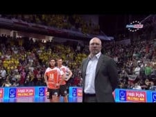 Berlin Volleys - Skra Bełchatów (SET5)