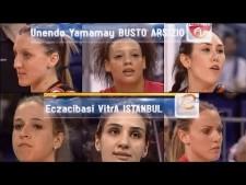 Eczacibasi Istanbul - Yamamay Busto Arsizio (full match)