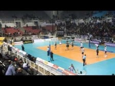 P.A.O.K. Thessaloniki - Panathinaikos Athens (last points)