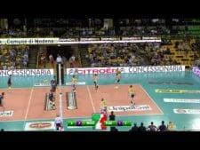 Modena Volley - CMC Ravenna (Highlights)