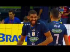 Wallace de Souza head point