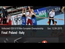 Poland - Italy (SET 3,4)