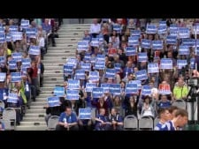 VfB Fredrichshafen - Berlin Volley (Highlights)