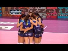 Pomi Casalmaggiore - Imoco Volley Conegliano (Highlights)