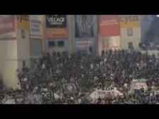 P.A.O.K. Thessaloniki fans