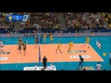 Murphy Troy in match Trefl Gdańsk - Skra Bełchatów