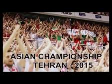 Asian Championships 2015 (Trailer)