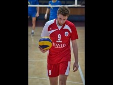 Nikola Milovanovic #9 Setter Highlights Volleyball