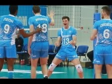 Zenit Kazan - Belogorie Belgorod (Highlights)