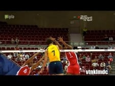 TOP10 Best Volleyball Single Blocks