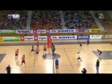 Long rally (ACH Volley Ljubljana - Calcit Kamnik)